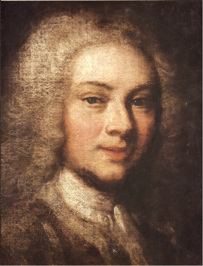 Swedenborg ca. 19-jährig