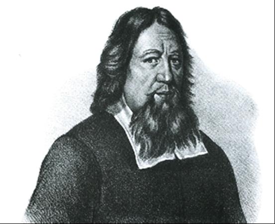 Der Vater, Jesper Swedberg (1654-1735)