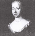 Die Mutter, 1692 Sara Behm Swedberg (1666-1696)