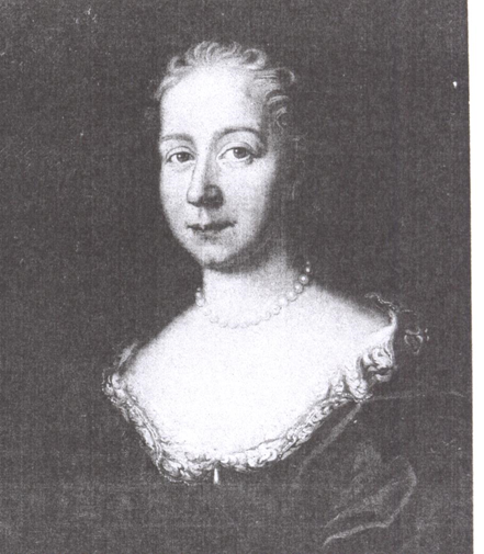 Die Mutter, 1692 Sara Behm Swedberg (1666-1696)