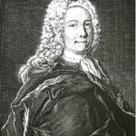 Emanuel Swedenborg, 1734 mit 46 Jahren
