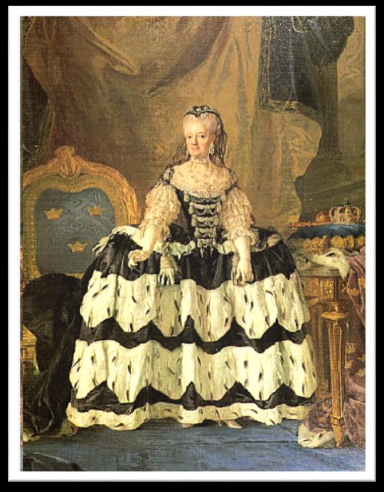 Königin Lovisa Ulrika (1720-1782),1775