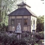 Swedenborgs Haus in Hornsgatan ab 1745