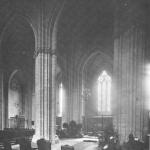 Swedenborgs Grab in der Kathedrale von Uppsala
