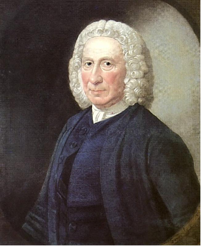 Emanuel Swedenborg, 1771